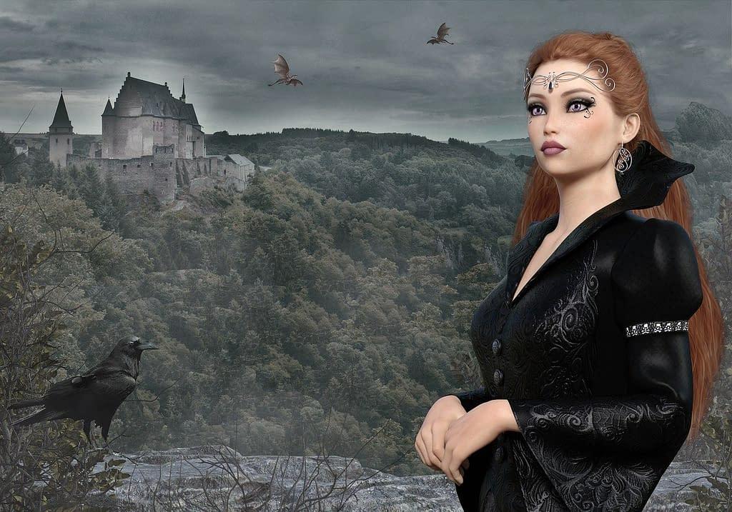 Dragon Witch Trilogy